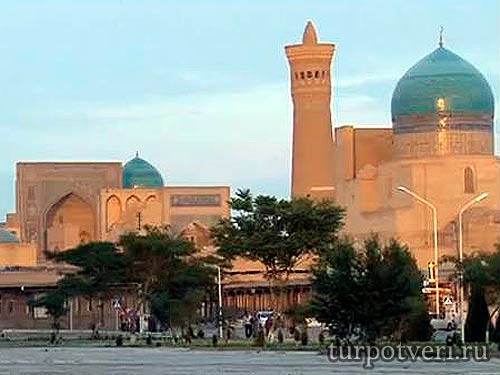 Узбекистан, богатая культурная программа и охота