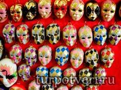 Венецианский карнавал масок