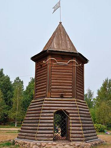 Сторожевая башня в Торопце