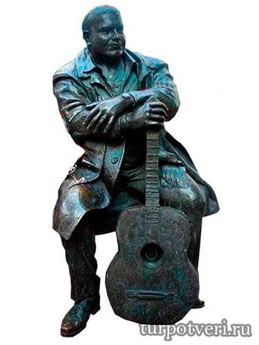 Памятник Михаил Круг