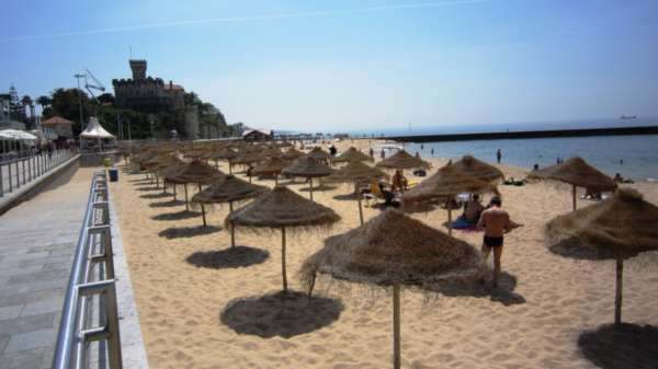 Пляжи Эшторил