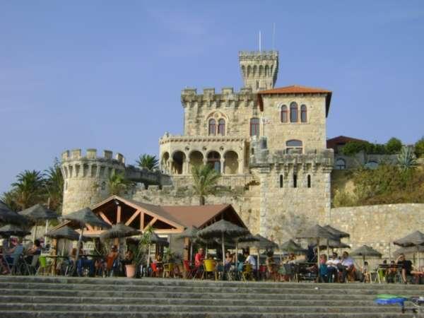 Один из замков