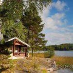 Отдых в Финляндии летом на озерах